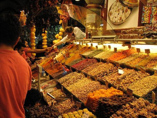 Basileus Hotel: Spice Bazaar