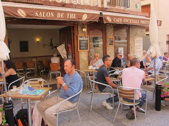 Auberge du Roua : Argeles sur Mer market day 3