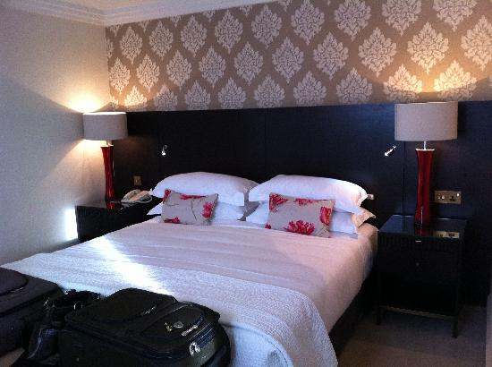 The Westbury: Bedroom area