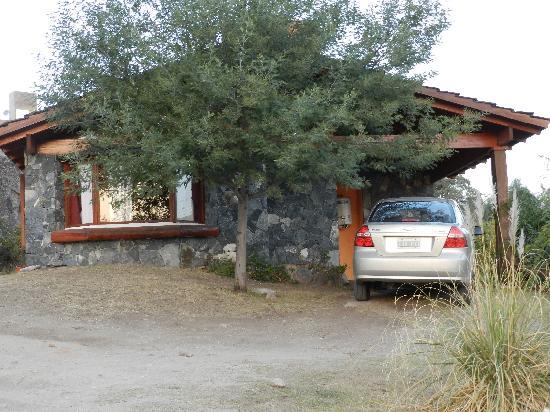 Cabanas Piedras Negras: la cabaña