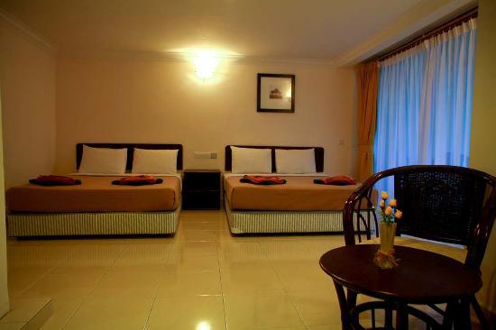 Pangkor Sandy Beach Resort : Rooms - Super Deluxe