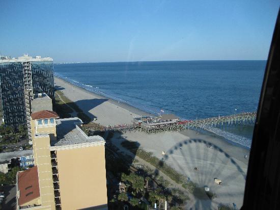 Compass Cove Oceanfront Resort: Top of the SkyWheel