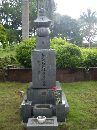Japanese Cemetery: 日本人墓地04