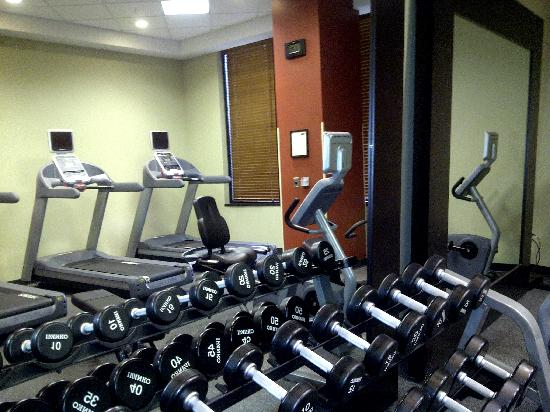 Hilton Garden Inn Minneapolis Downtown: Fitness center