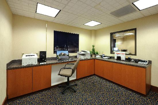 Hampton Inn Gaffney: Complimentary 24-Hour Business Center