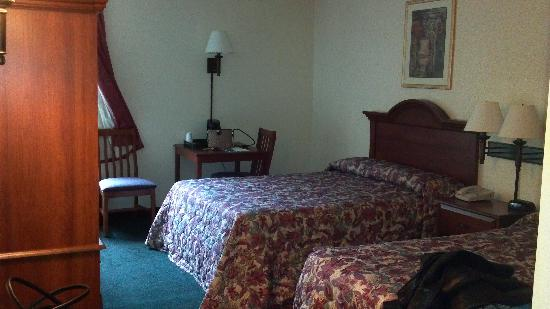 Inns Of Virginia Arlington: Double room