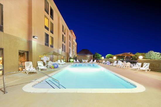 Hampton Inn Gaffney : Outdoor Pool