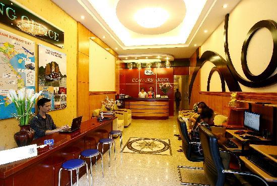Hanoi Century Hotel: Lobby