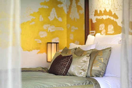 Le Meridien Koh Samui Resort & Spa: Room detail