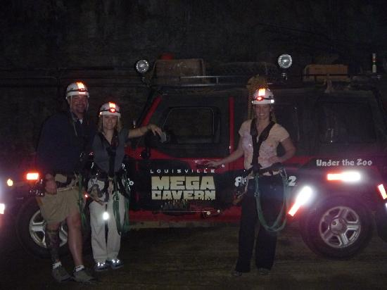 Louisville Mega Cavern: Us