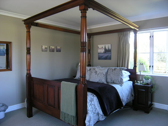 Renwick, Neuseeland: The Four Poster