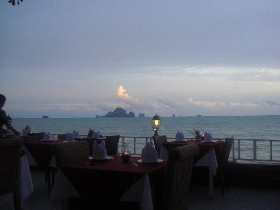 Rabieng Talay : The View