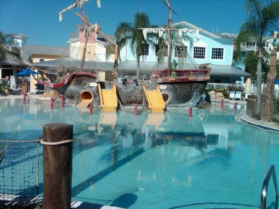 Marriott's Harbour Lake: Pirate Pool