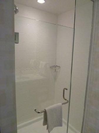 SpringHill Suites Houston Intercontinental Airport: shower