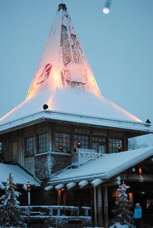 Santa Claus Village: tout brille