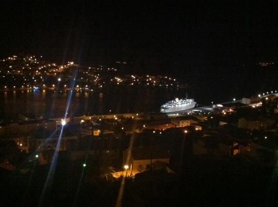 Hotel Adria: vistas desde mi habitación.