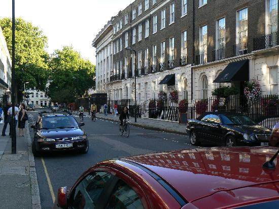 La rue de l 39 h tel picture of the montague on the gardens london tripadvisor for Montague on the gardens london