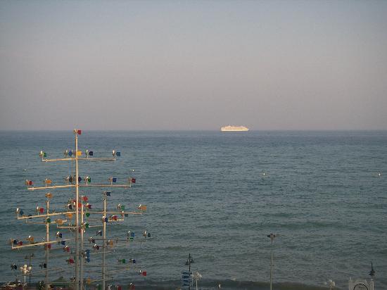 Aparthotel Sunny Beach : My million dollar view!!!