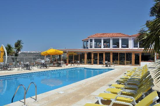 Miramar Hotel & SPA: pool view
