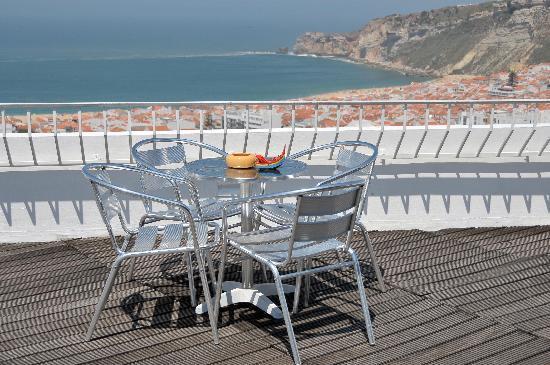 Miramar Hotel & SPA: Balcony