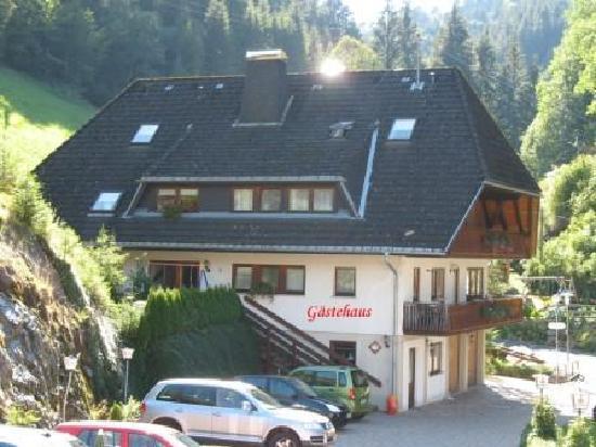 Sankt Margen, Germany: Gästehaus mit Ferienwohnungen