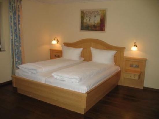 Gasthaus Felsenstüble: Beispiel Hotelzimmer