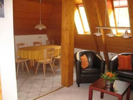 Gasthaus Felsenstüble: Beispiel Ferienwohnung