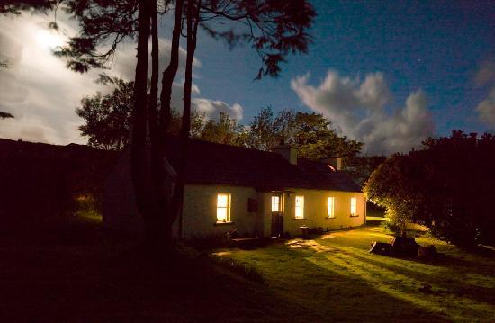 Ardara, Ireland: Night