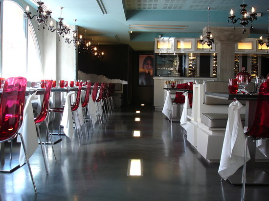 Le 7, Bistrot Chic: salle