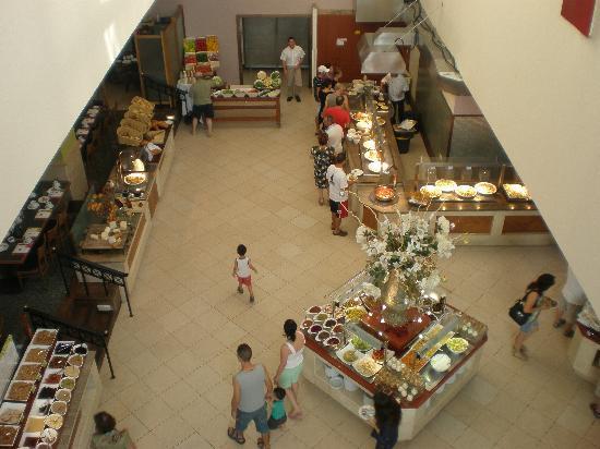 Leonardo Plaza Hotel Eilat : dining room