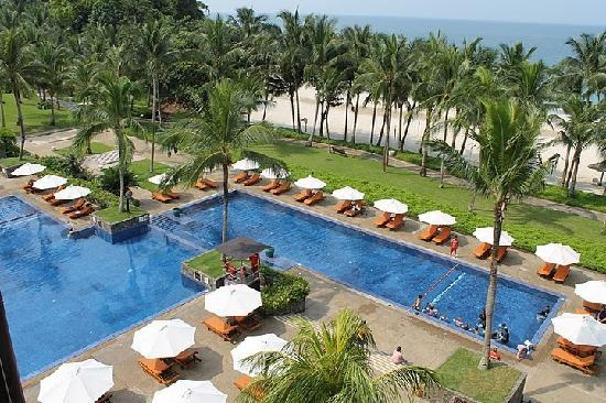 Club Med Bintan Island: The pool