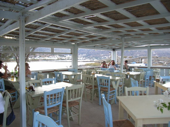 Kanali Restaurant: Simply beautiful