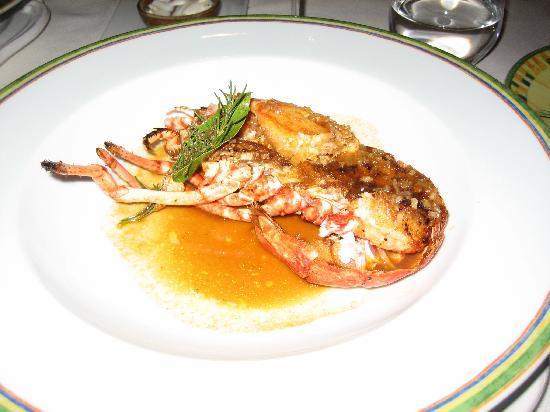 Auberge de Noves: le homard