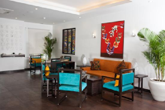 Lemon Tree Hotel, Ahmedabad: Lobby