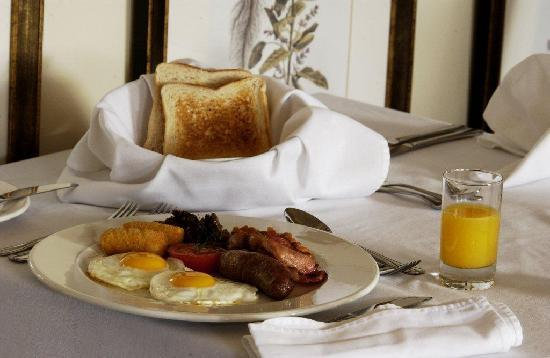 Klein Welmoed Luxury Guest House: Breakfast