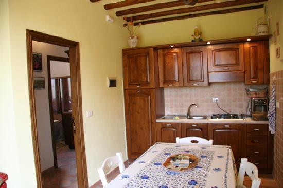 Casa Dina: Agriturismo Cortona