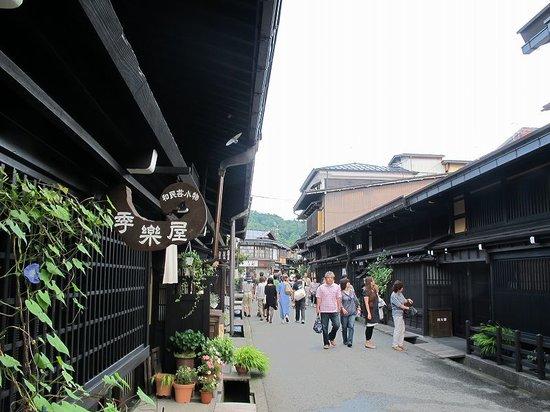 Τακαγιάμα, Ιαπωνία: 人が少ない時に撮りました