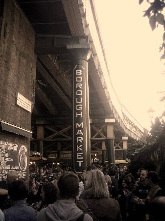 ตลาดโบโร่: Borough Market