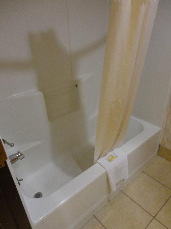 Quality Inn Navajo Nation: salle de bain