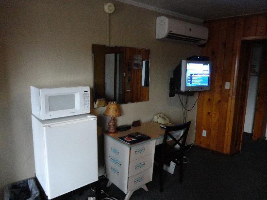 Redrock Country Inn : le bureau