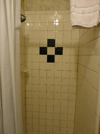 Redrock Country Inn: la douche