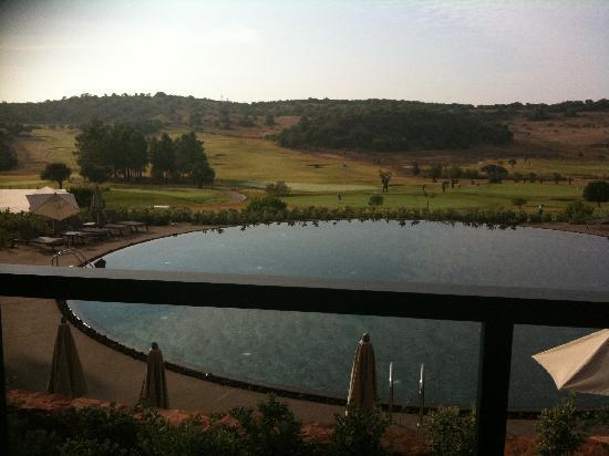 Morgado Golf & Country Club: View from room