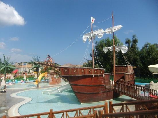 Holiday Village Rhodes: alex