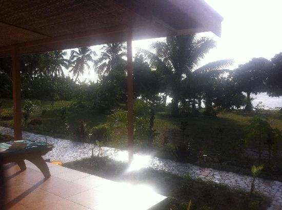 Vakaloa Beach Resort: Ocean View Room