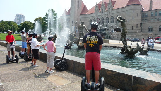 Glide St Louis Segway Tours Photo