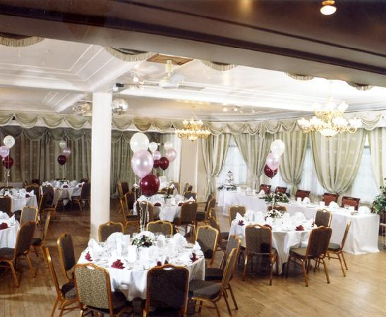 Cumberland Hotel Eastbourne: Ball Room
