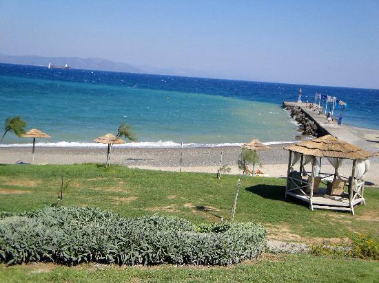 TUI SENSIMAR Oceanis Beach & Spa Resort: a view of the beach