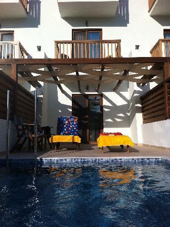 TUI SENSIMAR Oceanis Beach & Spa Resort: pool room