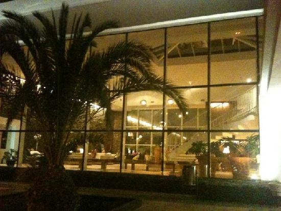 Be Live Experience Lanzarote Beach: Hotel reception