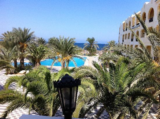 Diana Beach Hotel : l hotel